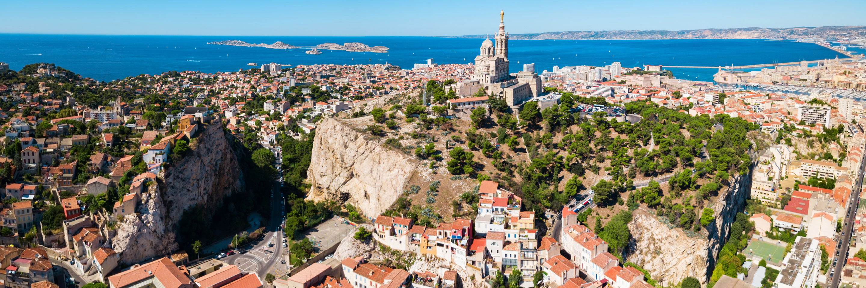 Rhine & Rhône Revealed with 1 Night in Marseille (Northbound)