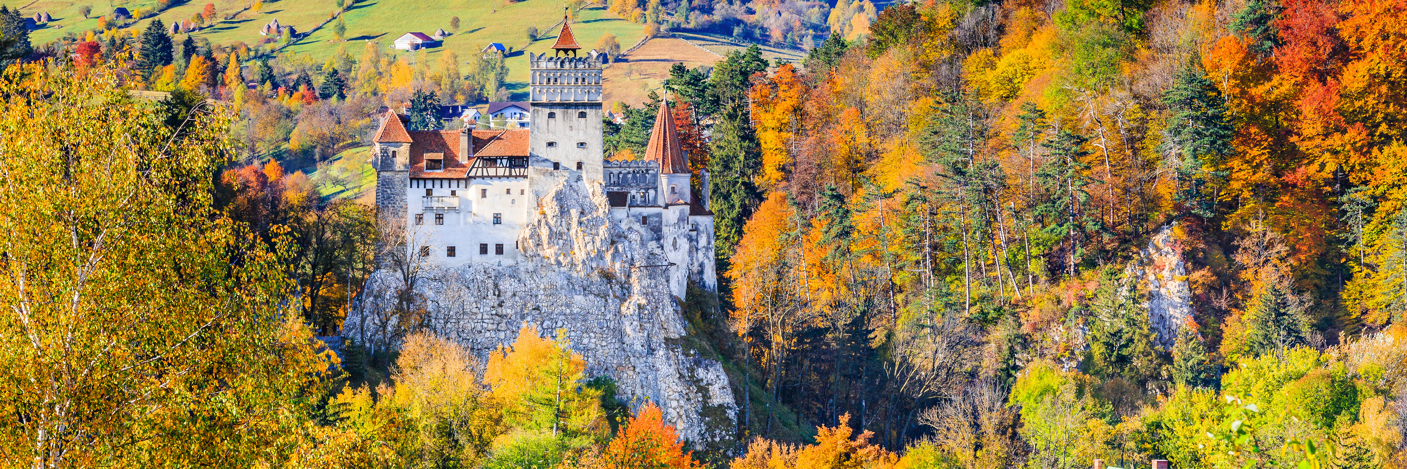 Balkan Discovery with 2 Nights in Transylvania