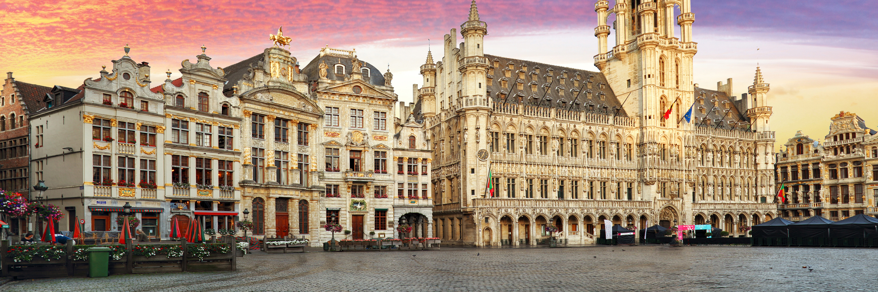 Tulip Time Highlights with 1 Night in Brussels