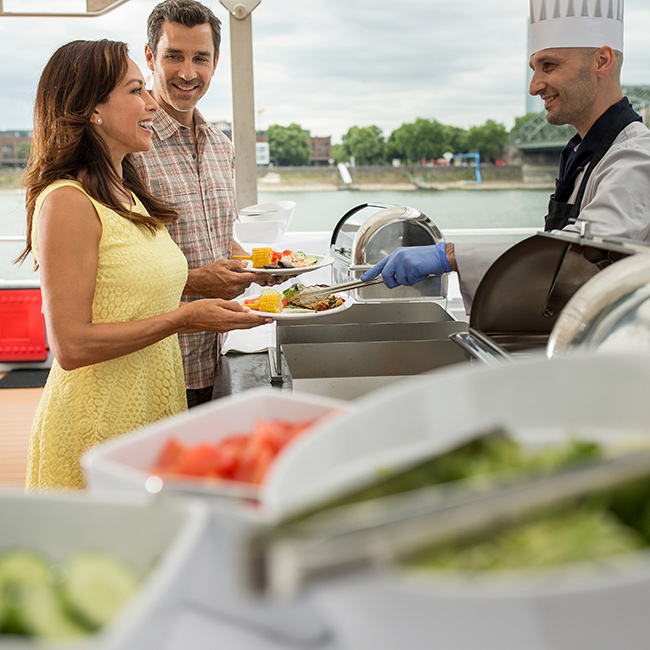 River Cruise Amenities