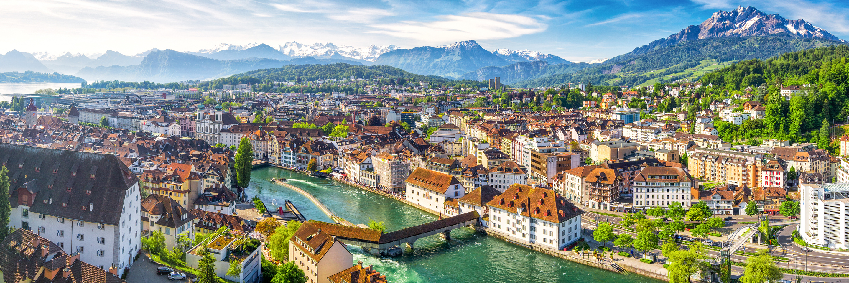 Romantic Rhine with 2 Nights in Lucerne (Northbound)