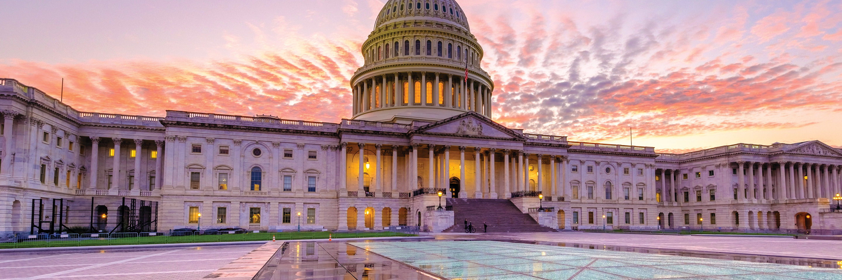America's Historic East with Extended Stay in Washington DC