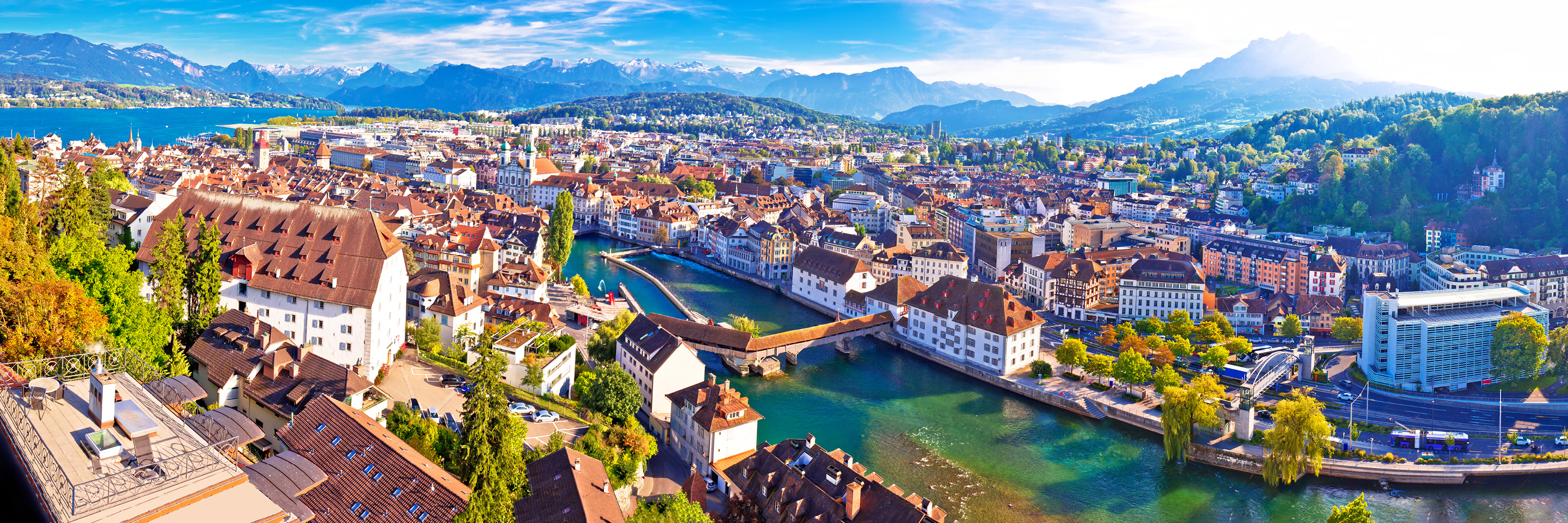 Romantic Rhine with 2 Nights in Lucerne (Southbound)