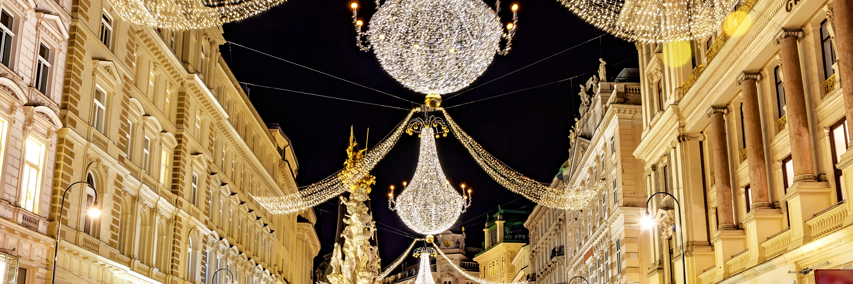 Festive Season on A Taste of the Danube with 2 Nights in Budapest & 2 Nights in Vienna (Westbound)