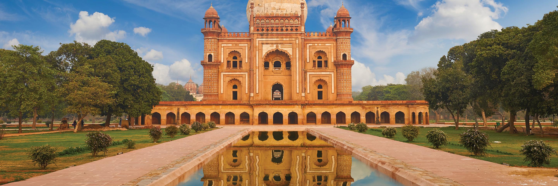 Icons of India: The Taj, Tigers & Beyond with Dubai &   Kathmandu