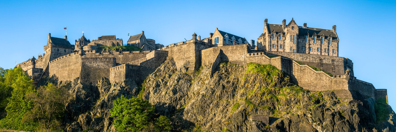 Edinburgh Castle Scotland Guided Tours
