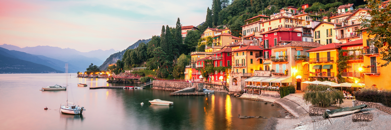 Romantic Rhine with 3 Nights in Lake  Como & 1 Night in Lucerne & Mount Pilatus (Northbound)