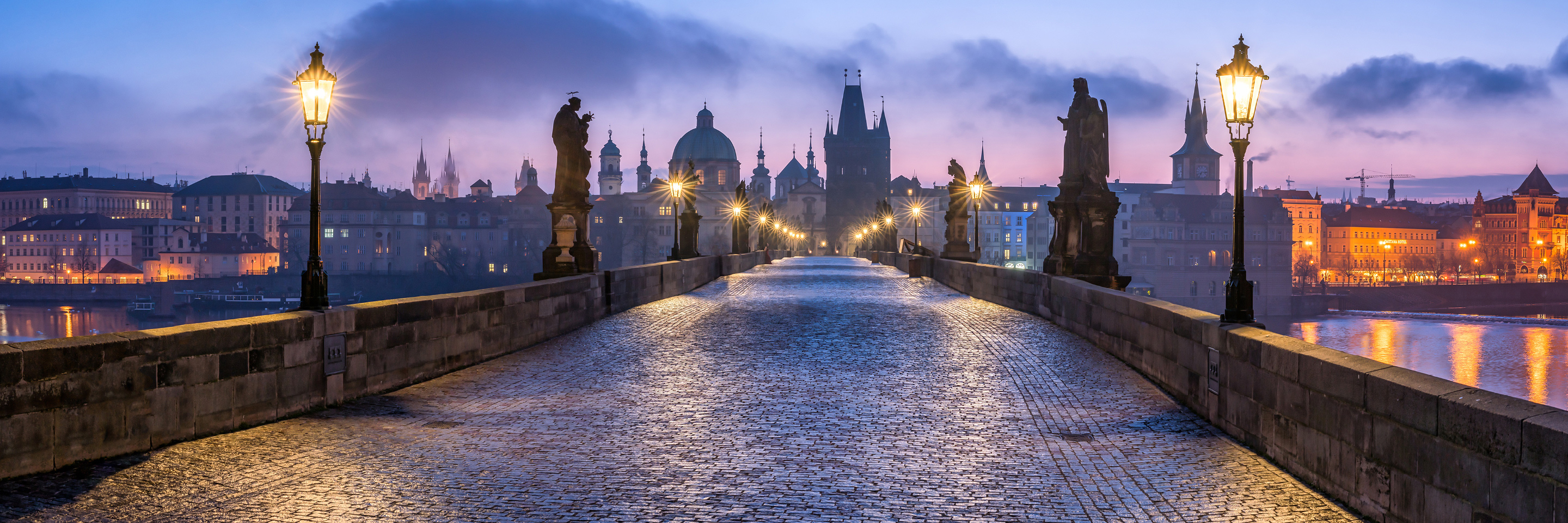 Once upon Three Rivers: the Rhine, Moselle & Main with 2 nights in Paris and 2 nights in Prague