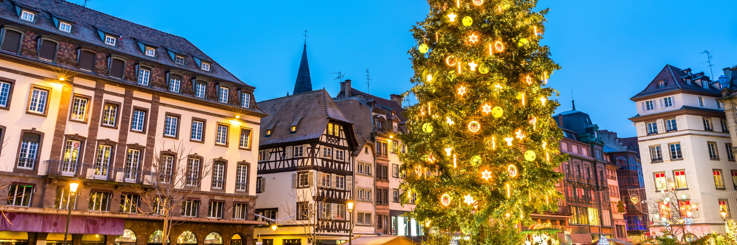 Festive Time on the Romantic Rhine with 1 Night in Amsterdam   (Southbound)