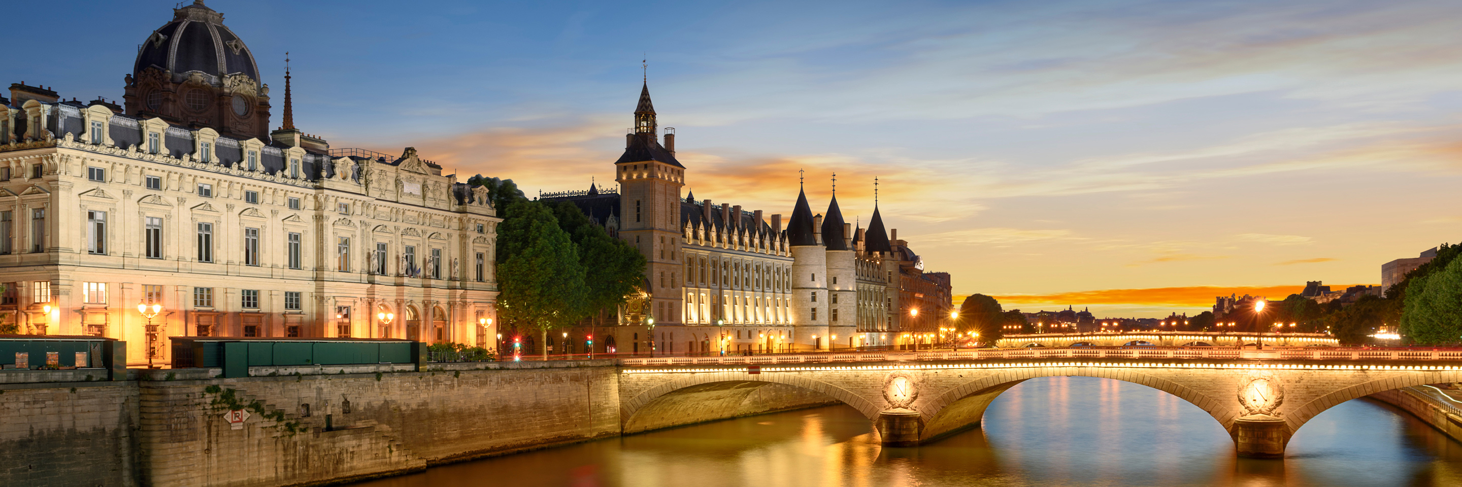 Once upon Three Rivers: the Rhine, Moselle  & Main with 2 nights in Paris