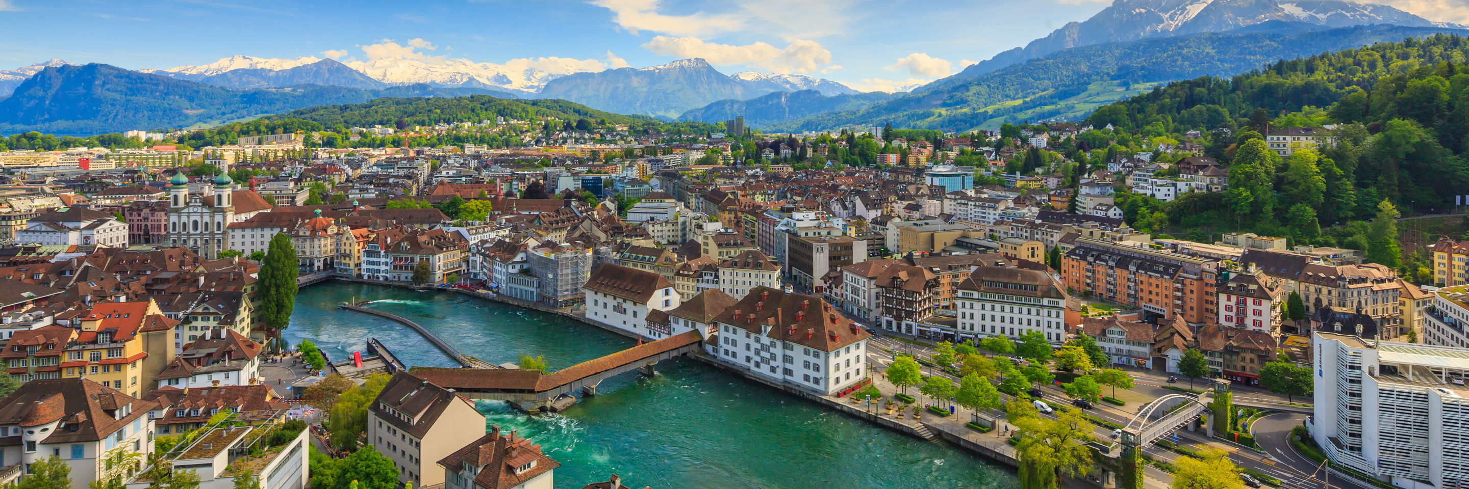 The Rhine & Moselle with 1 Night in Amsterdam & 2 Nights in Lucerne (Southbound)