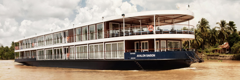 Avalon Saigon Mekong River Cruises