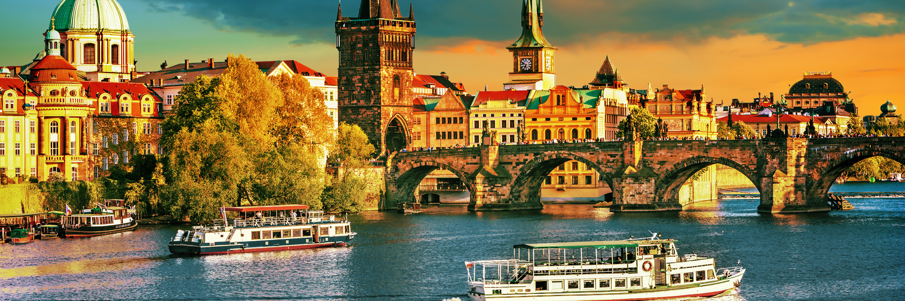 Danube Dreams with 2 Nights in Prague with Habsburg & Royalty (Westbound)