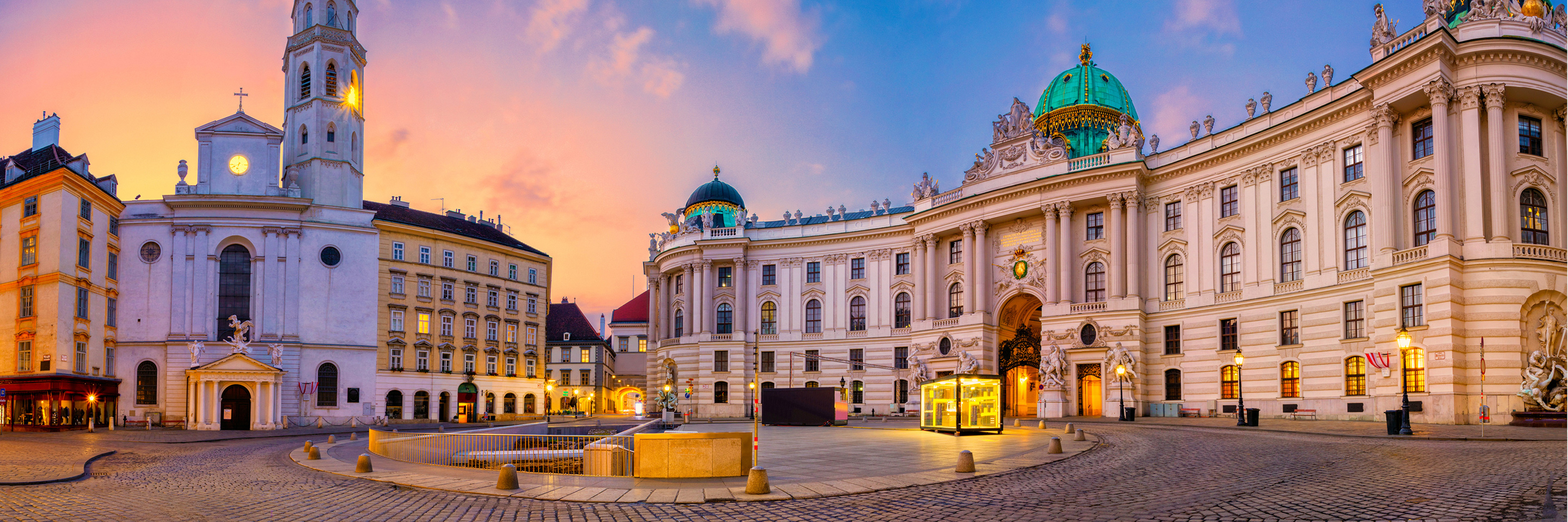Explore Central Europe with Cosmos