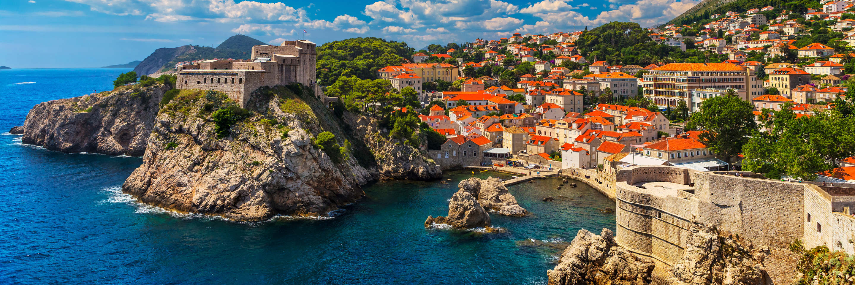Highlights of Croatia with the Danube from Croatia to the Black Sea