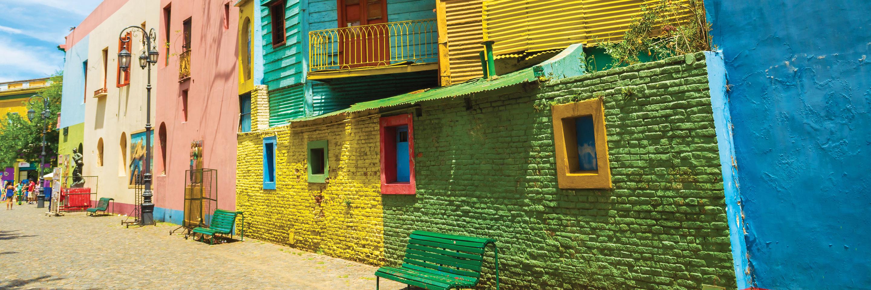 South America Getaway