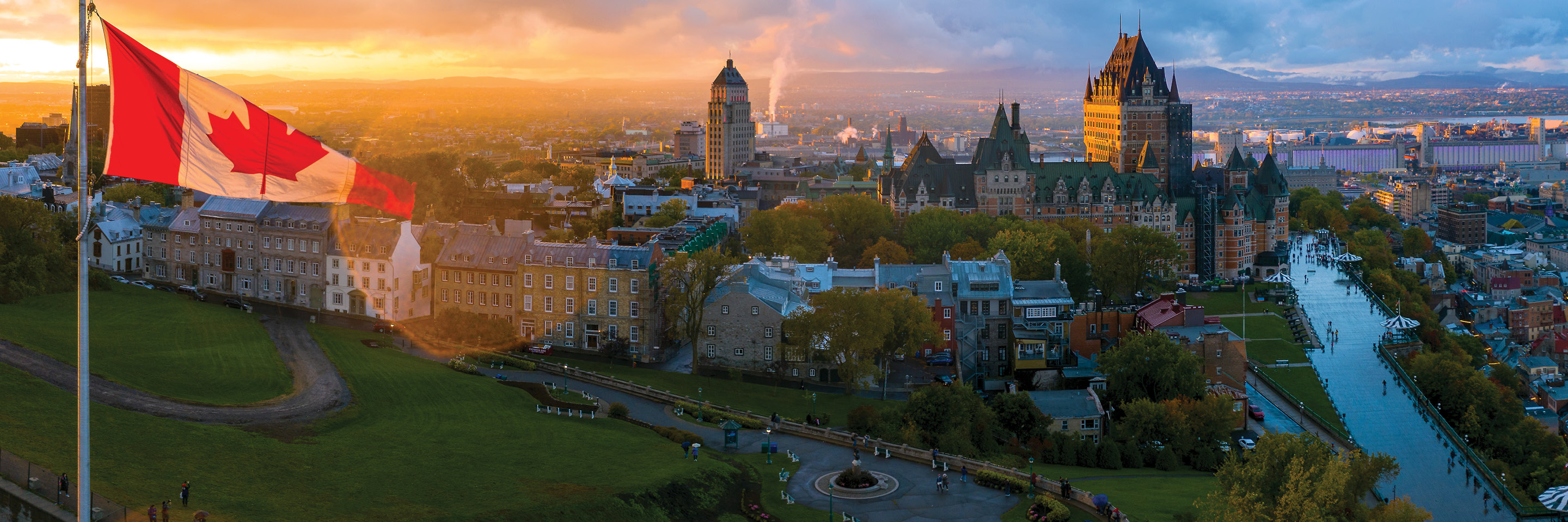 Historic Cities of Eastern Canada