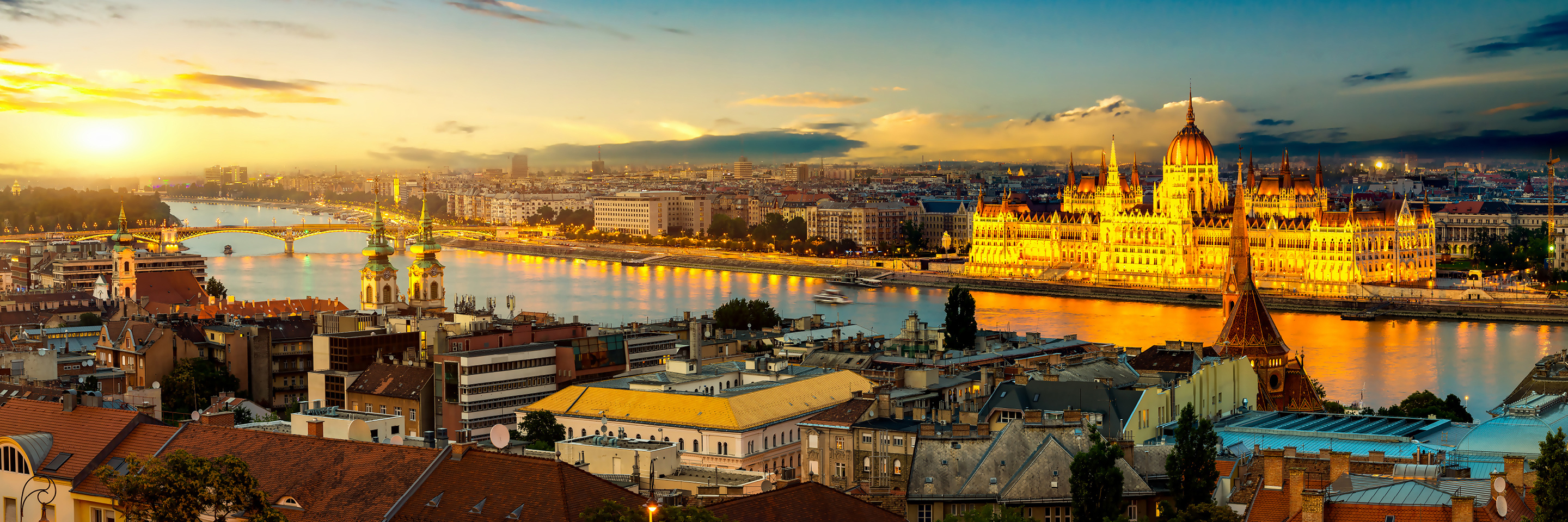 A Taste of the Danube with 2 nights in Budapest