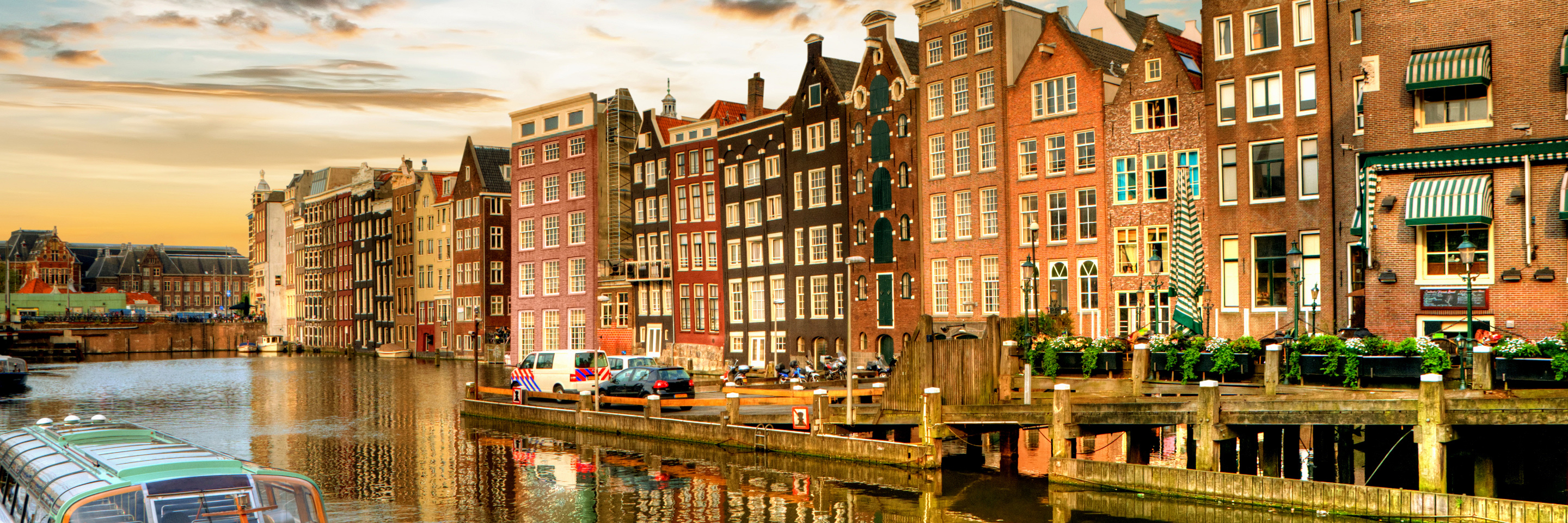 Grand Tulip Cruise of Holland & Belgium with 1 Night in Amsterdam for Garden & Nature Lovers