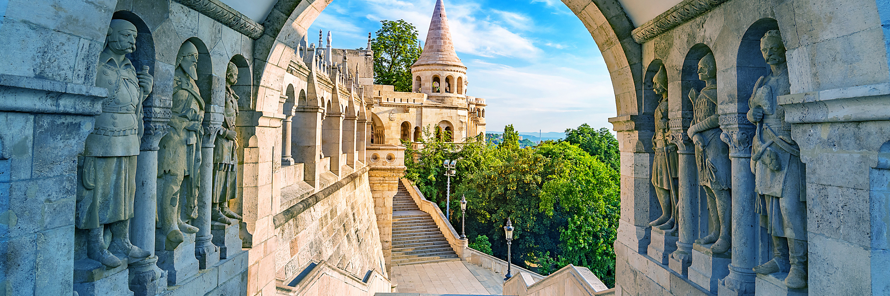 The Blue Danube Discovery with 2 Nights in Budapest & 2 Nights in Prague