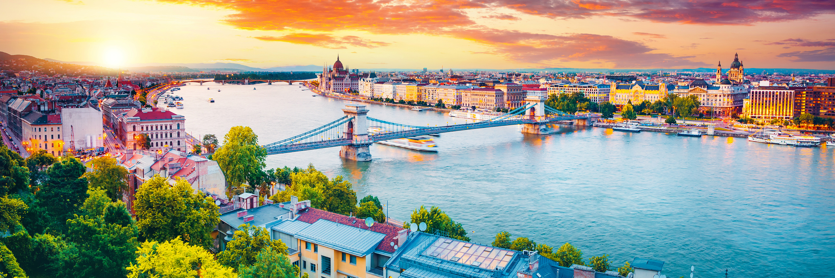 Danube Symphony with 1 Night in Budapest (Eastbound)
