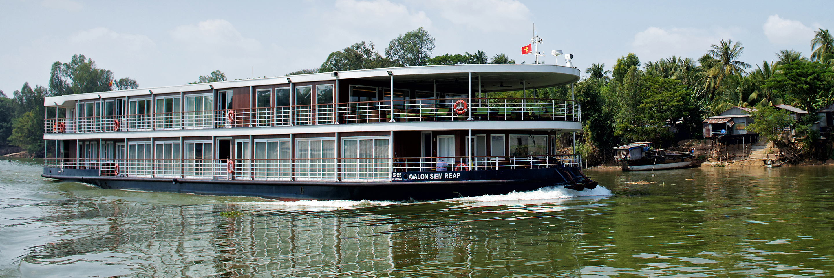 Avalon Siem Reap Mekong River Cruises